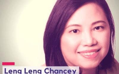 Glow Up for Reproductive Justice: Leng Leng Chancey